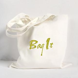 Túi Vải Đeo Vai Tote Bag In Hình Bag It