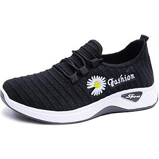 Giày vải Sneaker kiểu dáng Hàn Quốc cho nữ - SB108