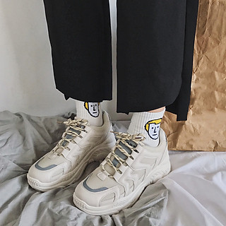 Giày SNEAKER Tăng Chiều Cao Nữ - A08
