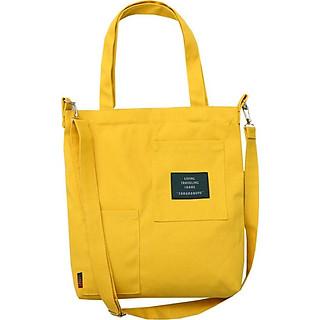 Túi đeo chéo, túi đeo vai nữ vải canvas TV05