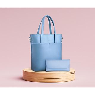 [COMBO 8-3] Túi xách nữ thời trang  YUUMY YTX12 + Ví nữ cầm tay YUUMY YV11
