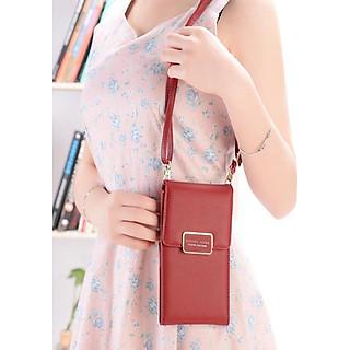 Túi đựng điện thoại đeo chéo nữ thời trang mini bag