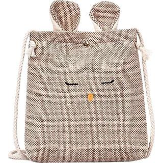 Túi Đeo Chéo Ulzzang Thỏ Cực Cute Loại 1