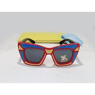 Kính mát cao cấp chống tia UV dành cho cả bé trai và bé gái từ 1 tới 6 tuổi siêu dễ thương Jun Secrect BD1891