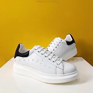 Giầy thể thao sneaker nữ độn đế trắng cực đẹp(ảnh thật)
