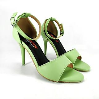 Giày Sandal Cao Gót Nữ Cao Cấp Peace PO1205X