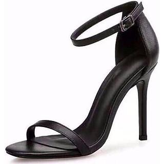 Giày cao gót nữ quai ngang AT001