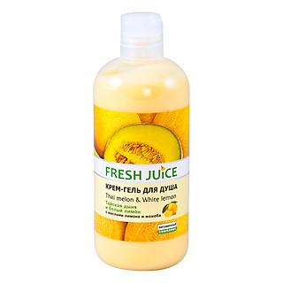 Sữa Tắm Hương Dưa Vàng Và Chanh Trắng Fresh Juice (500ml)