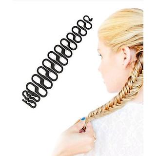 Dụng cụ tạo nhiều kiểu tóc tết