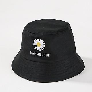Mũ Bucket Hoa Theo Phong Cách Hàn Quốc Dành Cho Cả Nam Và Nữ