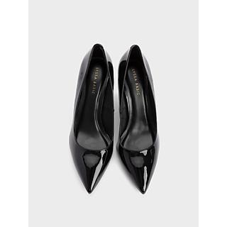 Giày Cao Gót Nữ Da Bóng Gót Mảnh 9Phân HAPAS - CG9941