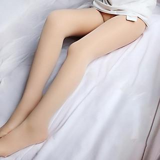 Quần Tất Lót Lông Jingcui Giữ Nhiệt Cực Tốt Co Giãn Tốt Cực Thon Chân