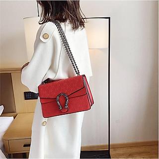 Túi xách đeo vai nữ thời trang, sang trọng 0962
