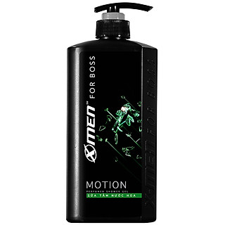 Sữa Tắm X-Men For Boss Motion 650g