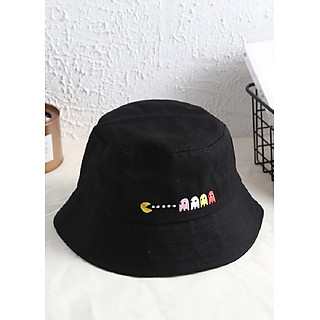 Nón bucket, mũ vành nam nữ  Pac Man - N78.OBI
