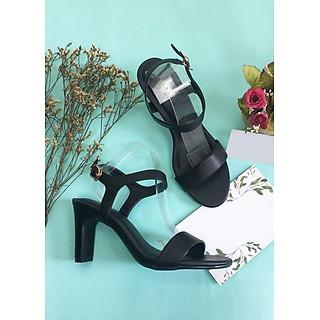 Sandal 1 quai ngang chống xước trụ thon 7p