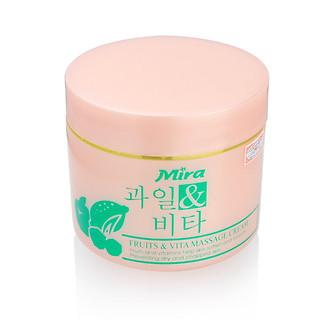 Kem Massage Mira Fruits & Vita Massage Cream (300ml)