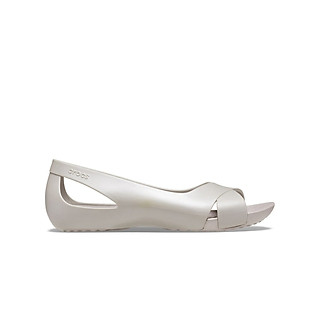 Giày Bệt Nữ Crocs Serena 206106