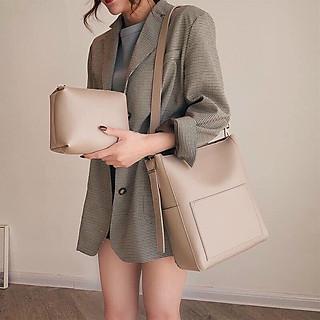 Túi đeo vai nữ bản to công sở MQ002
