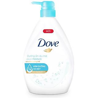 Sữa Tắm Dưỡng Ẩm Dịu Mát Dove Aqua Moisture (530g)