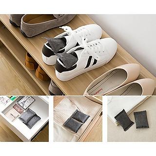 Bộ 3 Gói khử mùi làm thơm giày dành cho nữ - Hàng nội địa Nhật