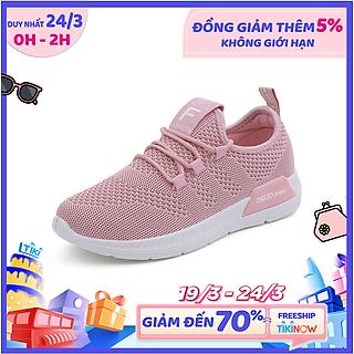 Giày Sneaker Nữ Thời Trang YAMET F001 Màu Hồng