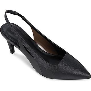 Giày sandal cao gót vân da nổi - Sablnaca 5050SN0116