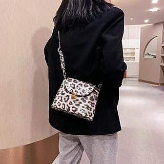 Túi xách nữ đeo chéo vân cá sấu hàng cao cấp