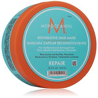 Dầu Hấp Phục Hồi Tóc Moroccanoil Restorative Hair Mask 500ml - Chính Hãng