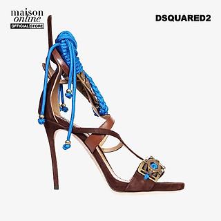 DSQUARED2 - Giày cao gót hở mũi quai ngang W16C308585-5073
