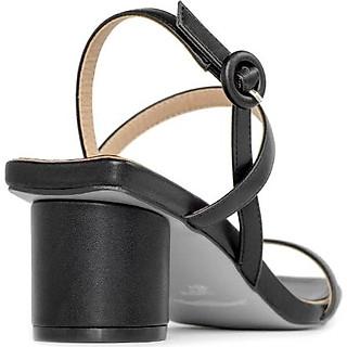 Giày Sandal Gót Trụ 5 phân Sulily SGT1-II20 màu đen