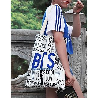 Túi tote idol BTS - Hàng cao cấp