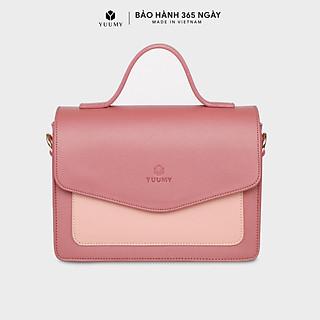 Túi đeo chéo nữ thời trang phong cách YUUMY YN74 nhiều màu