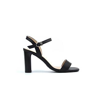 Giày sandal cao gót| Sandal nữ siêu xinh basic quai ngang siêu êm chân PABNO - PN443