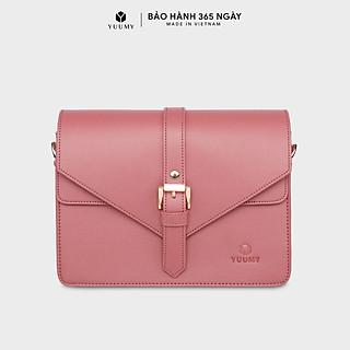 Túi đeo chéo nữ thời trang phong cách YUUMY YN75 nhiều màu