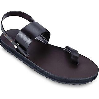 Giày Sandal Nữ Xỏ Ngón Casual CA632SH68TDNVN - Nâu