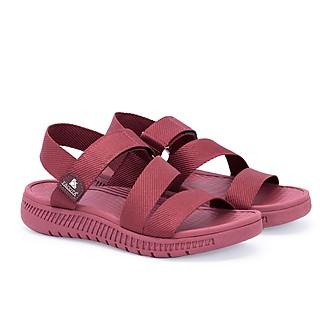 Giày sandal nữ Facota V1 Sport HA12 sandal quai chéo camo - sandal quai dù