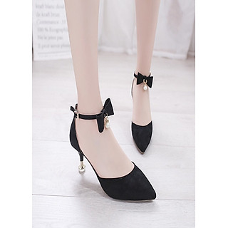 Giày Cao Gót  Cao Cấp Nữ 5p - YNQT002
