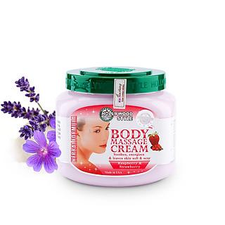 Kem massage toàn thân Body Massage Cream (550g)
