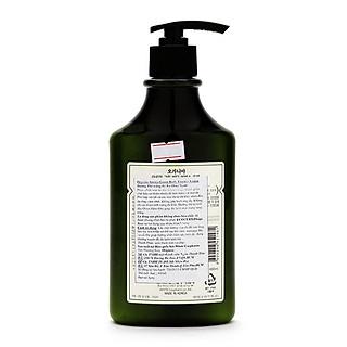 Sữa Dưỡng Thể Tinh Chất Ô Liu Xanh Aroma Green Body Essence Lotion Organia (400ml)