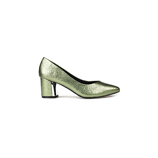 Giày cao gót công sở da vẩy thời trang sang chảnh cao 6cm thương hiệu PABNO PN637
