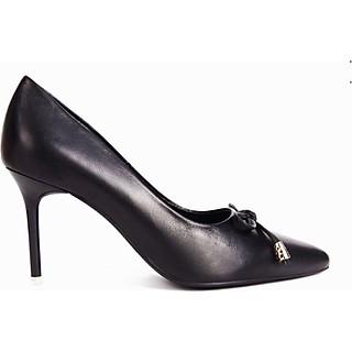 Giày công sở gót nhọn 9 cm mũi nhọn cao cấp da thật hiệu Edison Michael FARAH01