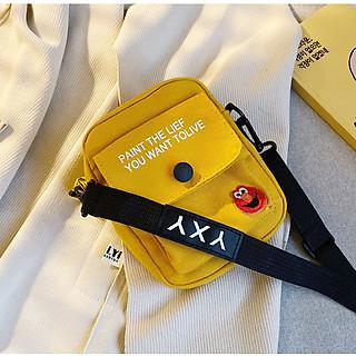 Túi đeo chéo nữ mini chú hề đi chơi đi làm cực chất TX.39