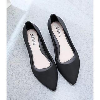 Giày nhựa thời trang mùa hè chịu nước hàng cao cấp GIAY01