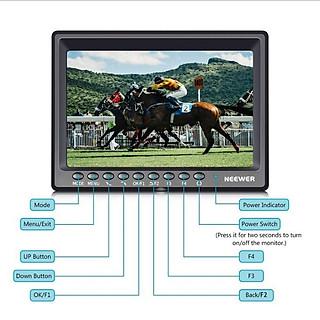 Màn hình Neewer F200 7inch 4K HDMI hàng chính hãng.