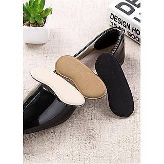 Combo 3 Cặp Lót Giày Vải Chống Trầy Gót , Giảm Size , Êm Ái Khi Đứng Hoặc Phải Di Chuyển Nhiều - Chuyên Dụng Cho Giày Cao Gót  - PK002.3