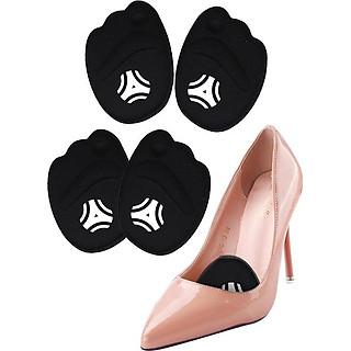 2 cặp miếng lót mũi giày cao gót 4D êm chân thoáng khí - buybox - BBPK14