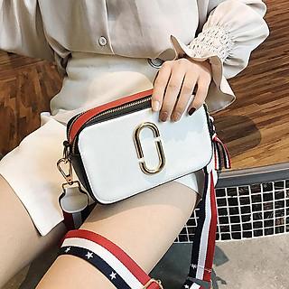 Túi đeo chéo nữ dây bản to năng động, trẻ trung 0065