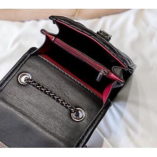 Túi đeo chéo nữ boy phồng mini