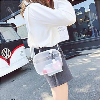 Túi đeo chéo, túi xách trong suốt